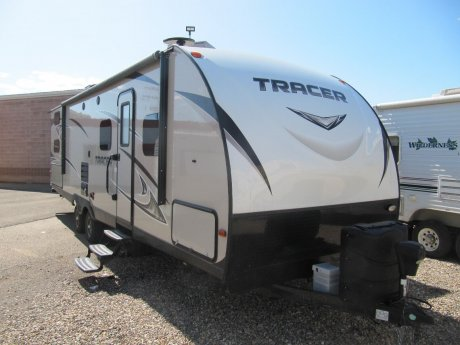 2018 Tracer by Prime Time Manufacturing 291BR -