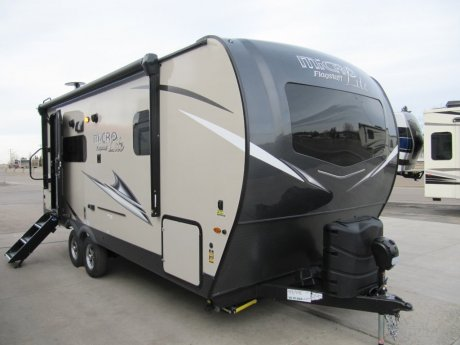 2021 Flagstaff 22FBS Travel Trailer